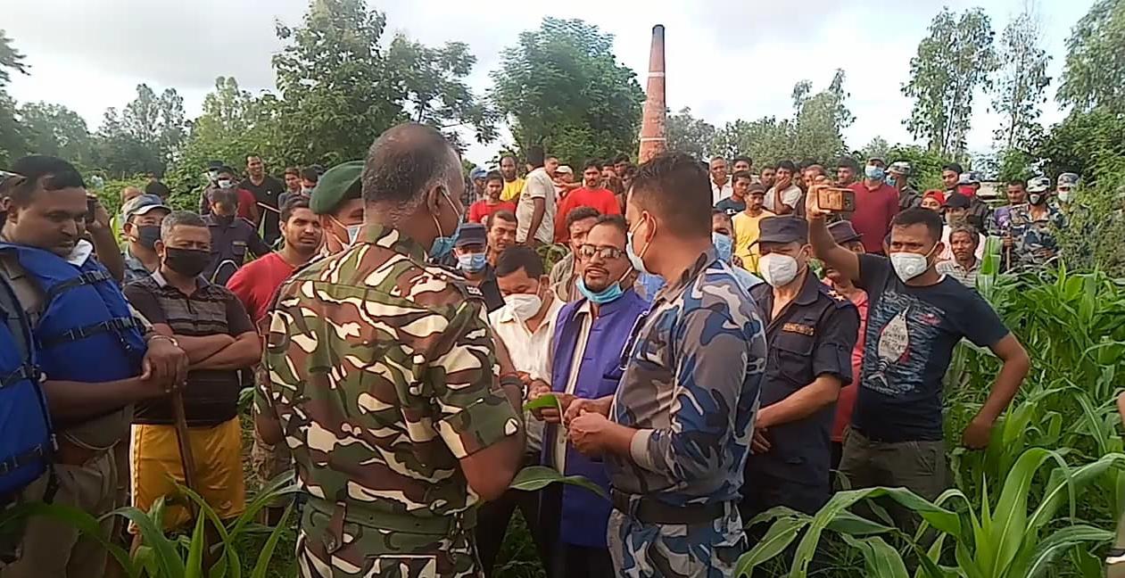कञ्चनपुरमा भारतिय एसएसबीकाे दादागिरी, स्थानीयकाे आक्रोश