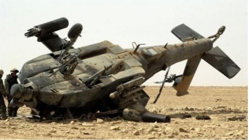 अफगानिस्तानमा सैनिक हेलिकप्टर दुर्घटनाग्रस्त