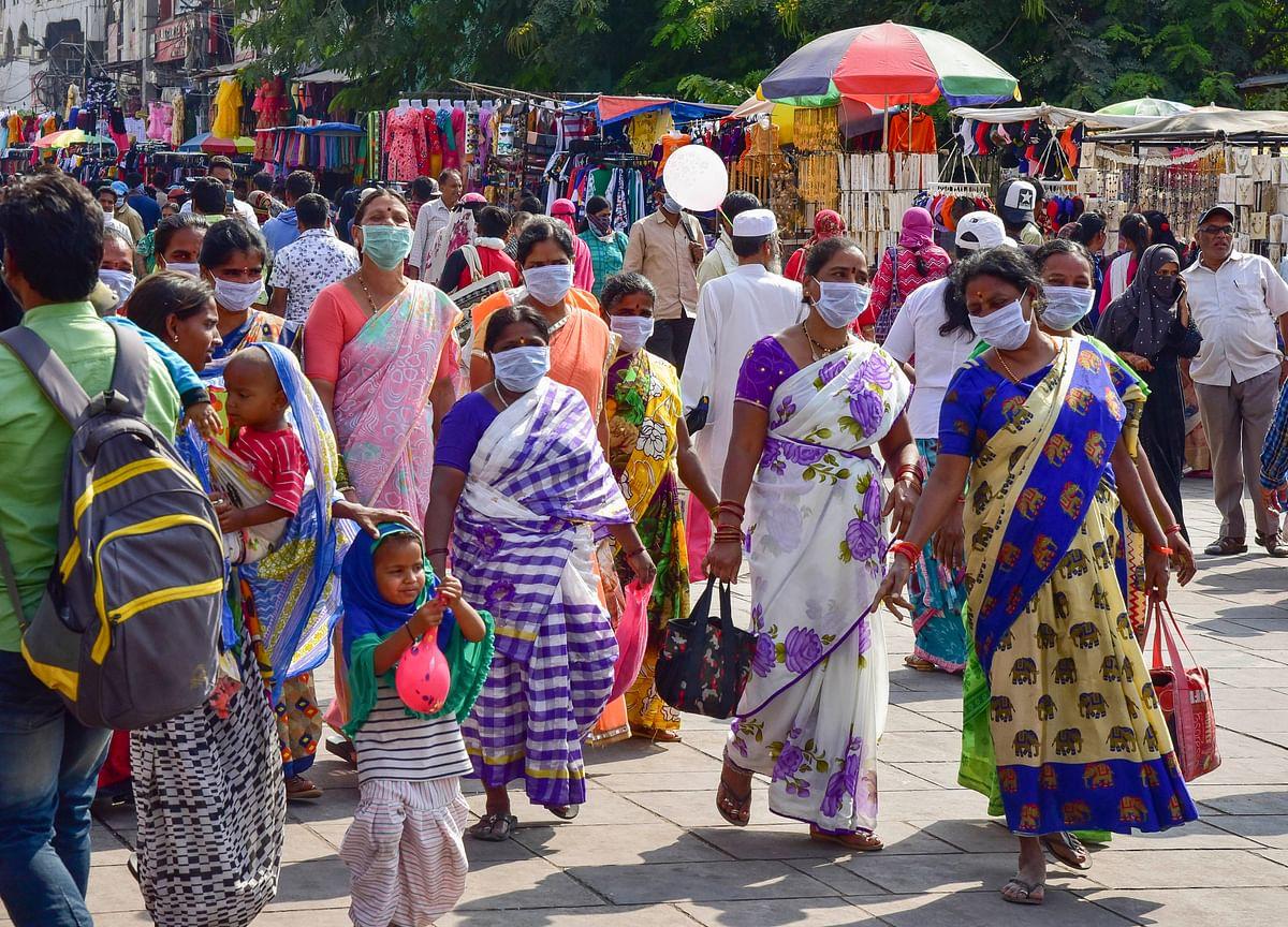 भारतमा पछिल्लो २४ घण्टाभित्र ५५ हजार नयाँ कोरोना संक्रमित