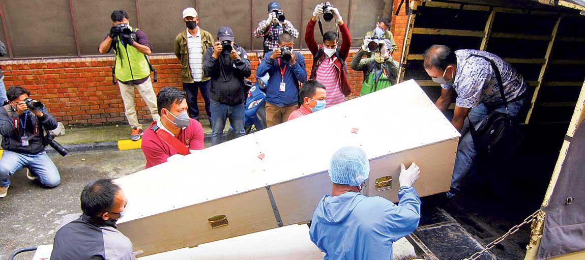 लकडाउनका बेला विदेशमा ४ सय ५६ नेपालीले ज्यान गुमाए