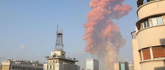 लेबनानको  विष्फोटः ७८ जनाको मृत्यु, करिब ४ हजार घाइते