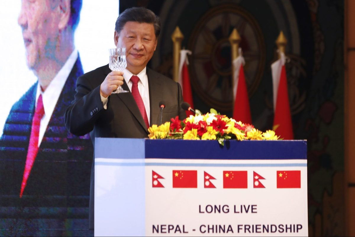 नेपालसँगको सम्बन्धलाई चीनले अत्यधिक महत्व दिएको छ- राष्ट्रपति सी