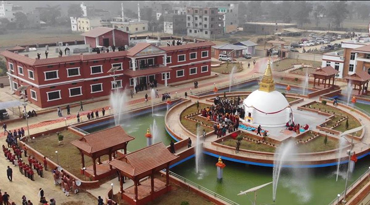 लुम्बिनी बौद्ध विश्वविद्यालयले परीक्षा सञ्चालन गर्ने