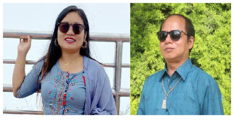 """जुनी खालिङ राई र कृष्ण भक्त राईको """"गाउँघरको याद बोकी"""" गीत सार्वजनिक"""