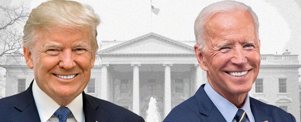 अमेरिकी राष्ट्रपति चुनावमा बाइडनको अग्रता सुरु