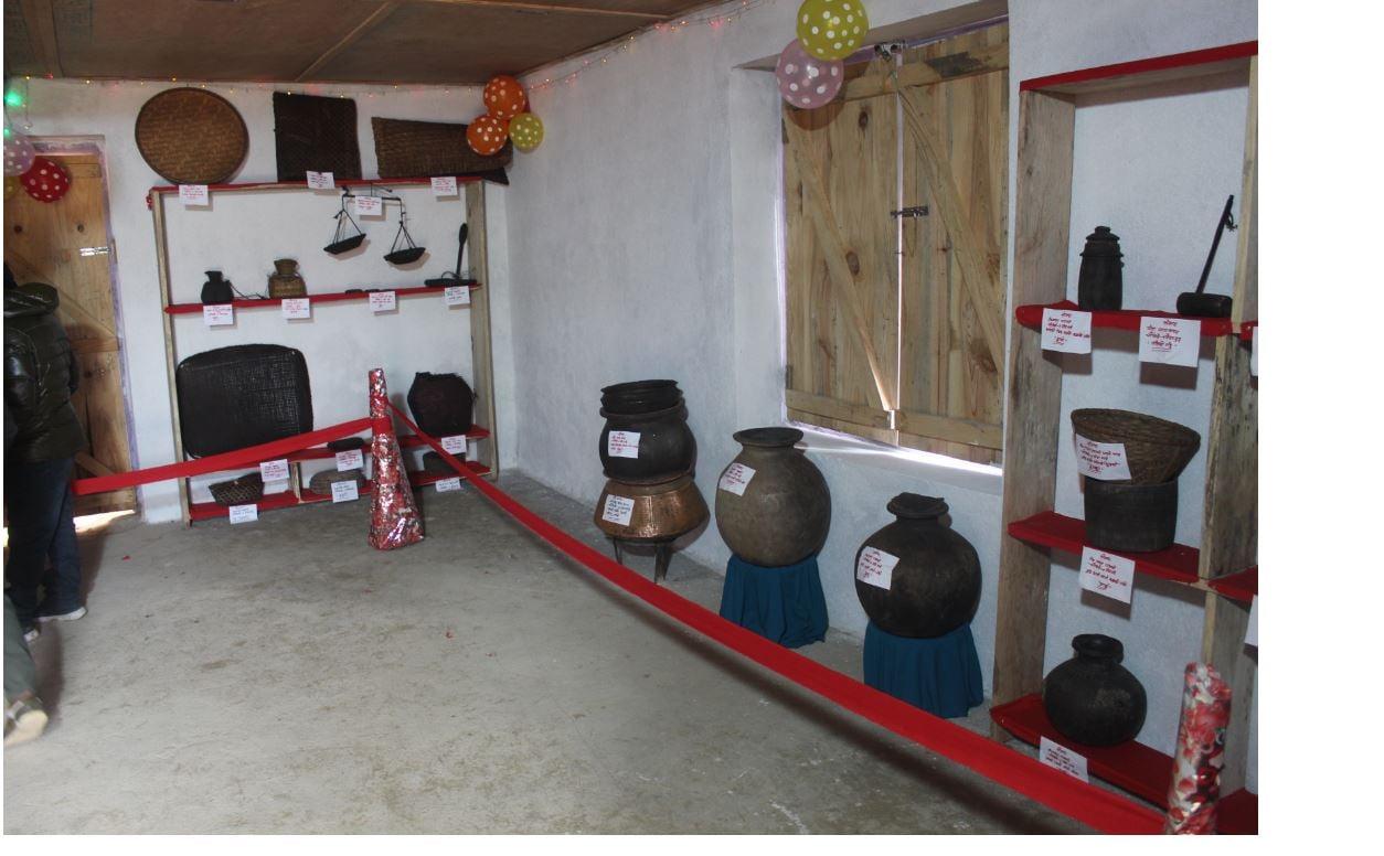 चौविसे गाउँपालिकामा सामुदायिक मगर संग्राहालय