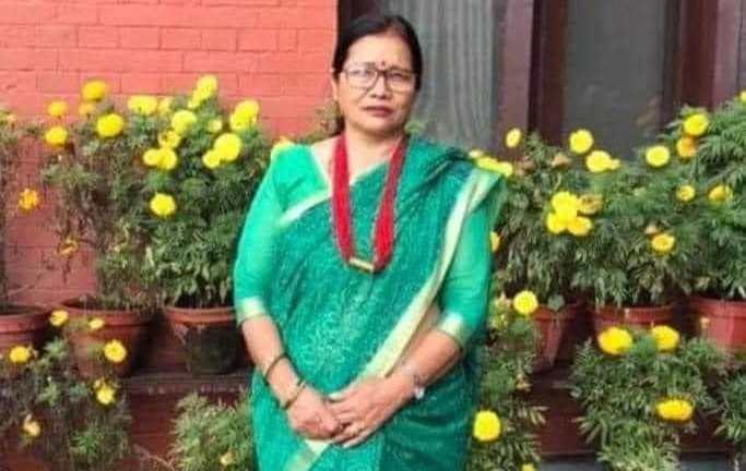 पूर्वसभामुख महरालाई पत्नी वियोग, कोरोना संक्रमणबाट सीता महराको निधन