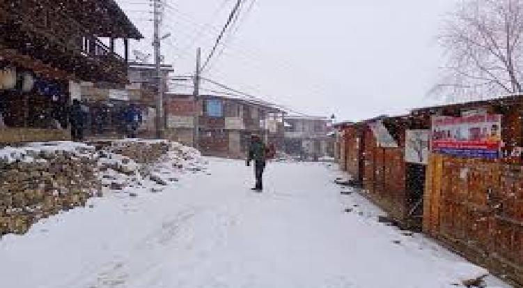 हिमाली जिल्लाका आठ प्रहरी चौकी विस्थापित