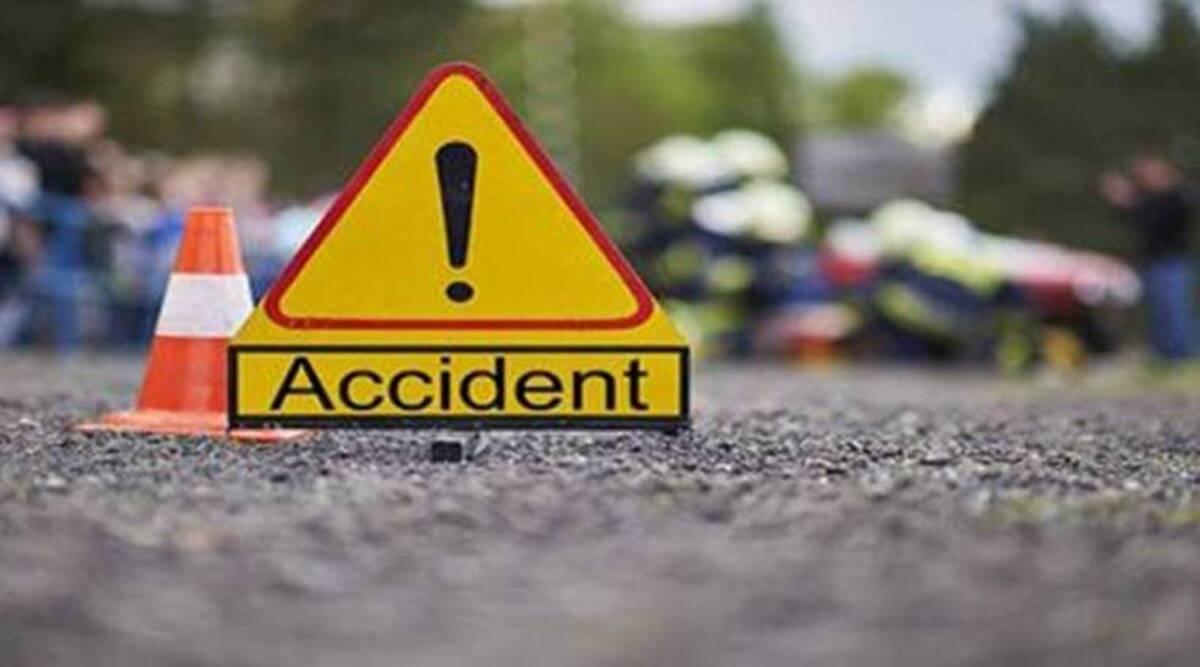 मोटरसाईकल दुर्घटनामा एकजनाको, दुई घाईते