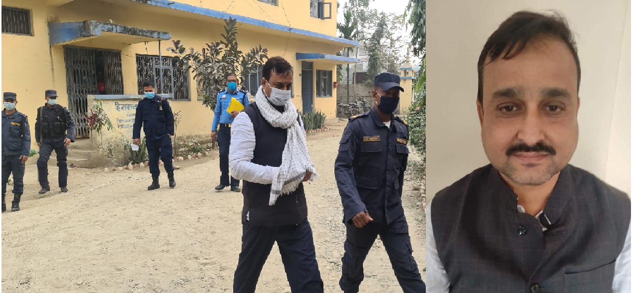 इँटाभट्टामा १९ जनालाई जिउँदै जलाएको राजपुर बम काण्डका मुख्य योजनाकार आलम पक्राउ