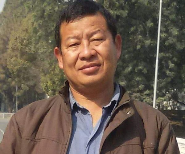 प्रमुख प्रशासकीय अधिकृत खाम्यहाङको कोरोना संक्रमणबाट मृत्यु