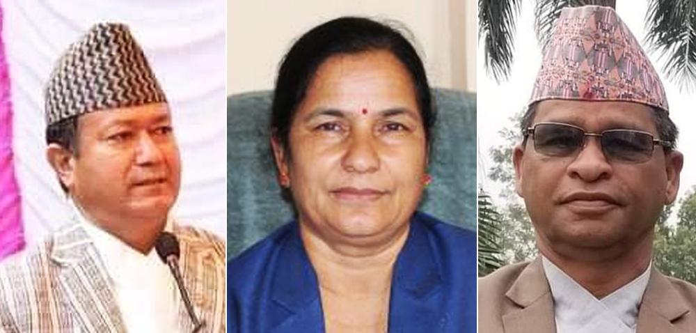 एमालेले सुदूरपश्चिम सरकारका तीन मन्त्रीलाई साधारण सदस्य समेत नरहने गरी निष्कासन गर्न सिफारिस