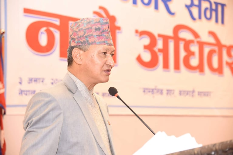 काठमाडौं महानगरले राहत तथा उद्दारका लागि सिन्धुपाल्चोकका दुई पालिकालाई ५०/५० लाख दिने