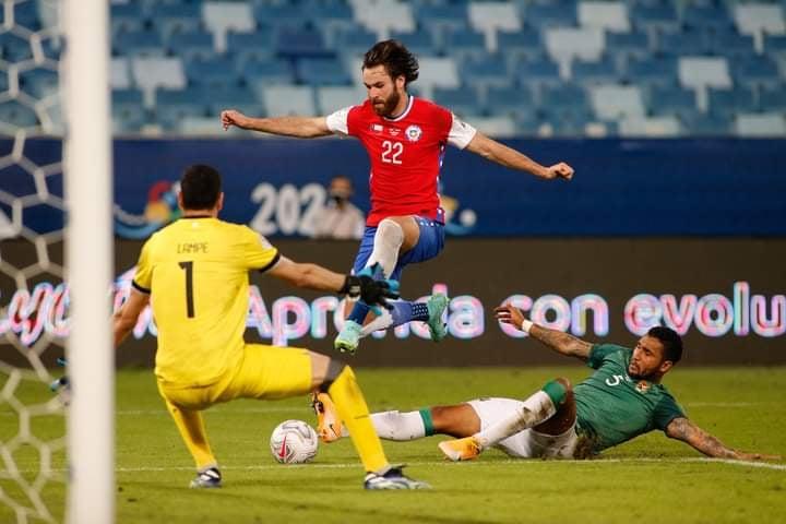 कोपा अमेरिकामा चिलीको पहिलो जीत