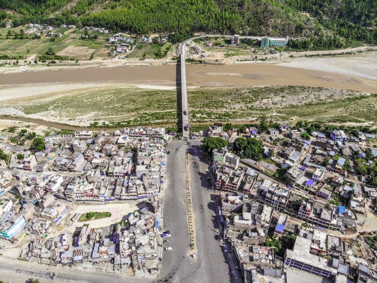 लुम्बिनी प्रदेशको स्थायी राजधानी देउखुरीमा मन्त्रालय स्थानान्तरको तयारी, देउखुरीमा पूर्वाधार निमार्णको काम सुरु