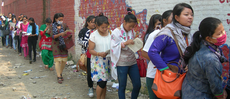 वैदेशिक रोजगारीमा नेपाली महिलाको आकर्षण, दुई लाखभन्दा बढी महिला विदेशमा